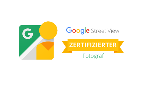 Logo Google Maps Business View